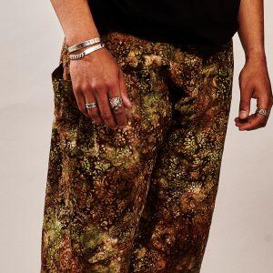SamPan Long shorts