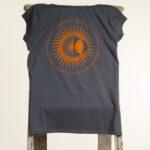 t.shirt orange sun
