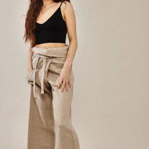 SamPan Linen Trousers