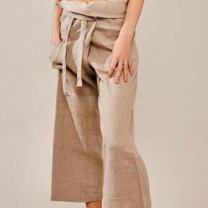 Linen sampan Trousers