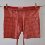 Raspberry SamPan Shorts