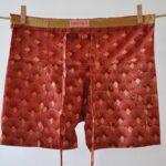 flirting red shorts