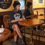 Rock T.Shirt Dress